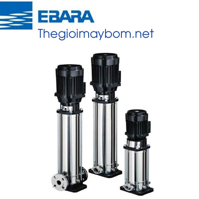 Máy bơm trục đứng Ebara EVM 5 16N5/3.0