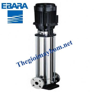 Chi tiết sản phẩm : Máy bơm trục đứng Ebara EVM 3 13N5/1.5