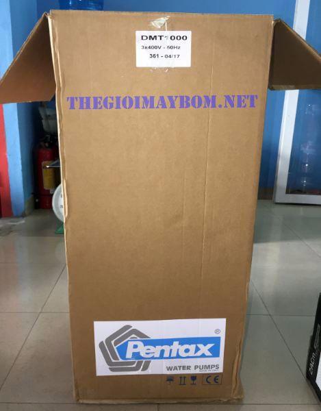 Bơm chìm nước thải Pentax DMT 1000