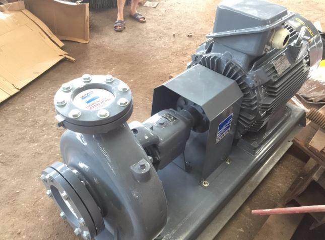 Máy bơm nước cứu hỏa Ebara 90KW