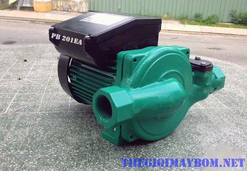 Máy bơm tăng áp điện tử Wilo PB 201EA