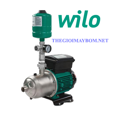 Máy bơm tăng áp biến tần Wilo PBI L205EA