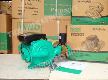 Máy bơm tăng áp điện tử Wilo PB 401SEA