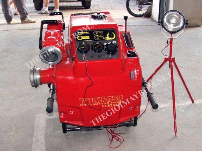 Máy bơm nước cứu hỏa Tohatsu VC82ASE