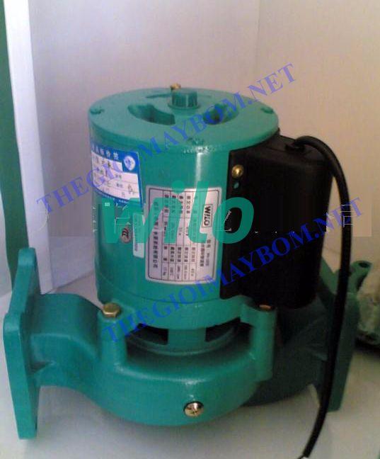 Máy bơm tuần hoàn nước nóng Wilo PH 123E